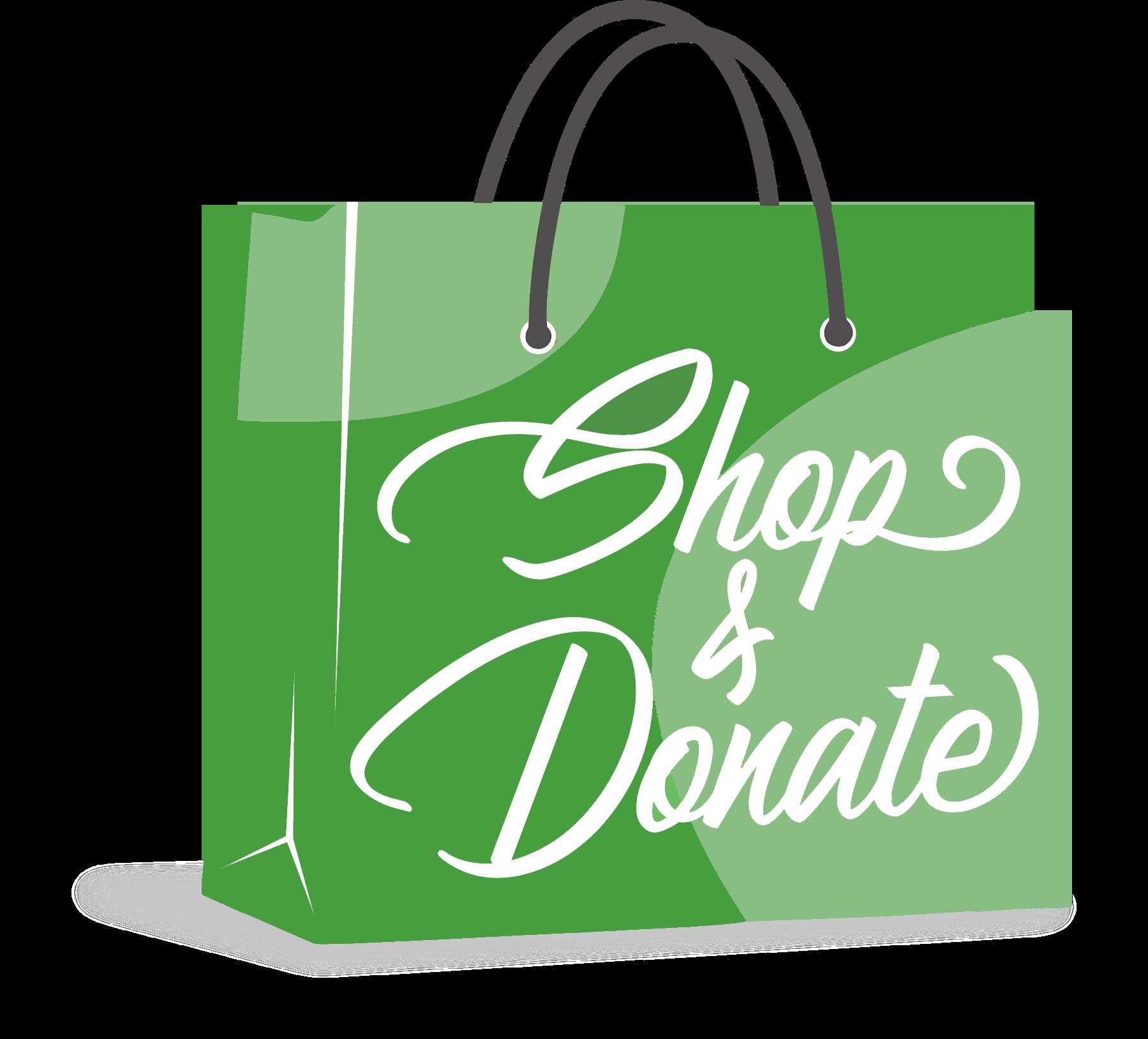 Shop & Donate